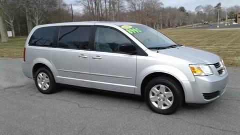 2010 Dodge Grand Caravan for sale at Route 106 Motors in East Bridgewater MA
