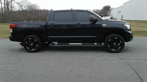 2011 Toyota Tundra for sale at Route 106 Motors in East Bridgewater MA