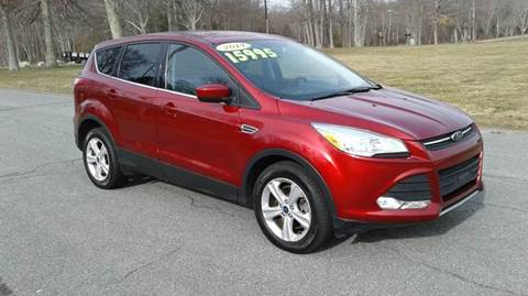 2014 Ford Escape for sale at Route 106 Motors in East Bridgewater MA