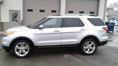 2015 Ford Explorer for sale at Route 106 Motors in East Bridgewater MA