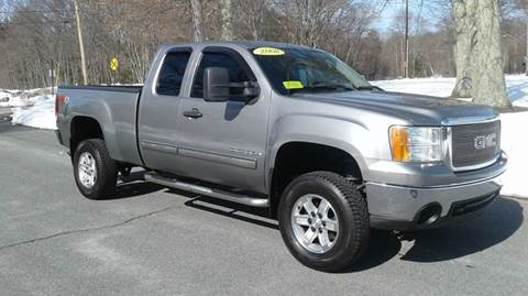 2008 GMC Sierra 1500 for sale at Route 106 Motors in East Bridgewater MA