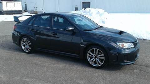 2013 Subaru Impreza for sale at Route 106 Motors in East Bridgewater MA