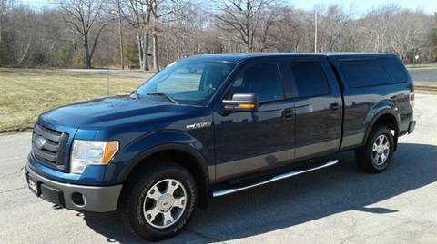 2009 Ford F-150 for sale at Route 106 Motors in East Bridgewater MA