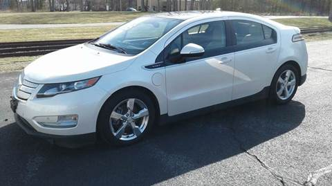 2011 Chevrolet Volt for sale at Route 106 Motors in East Bridgewater MA
