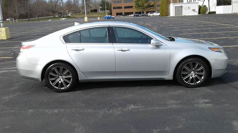 2014 Acura TL for sale at Route 106 Motors in East Bridgewater MA