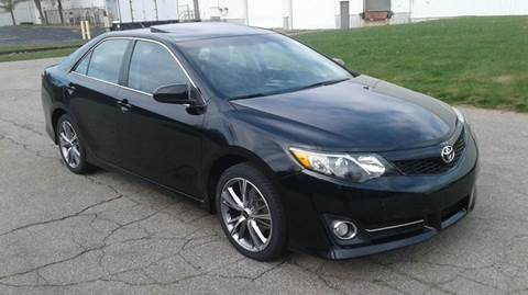 2014 Toyota Camry for sale at Route 106 Motors in East Bridgewater MA