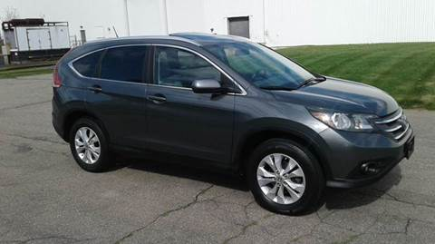 2012 Honda CR-V for sale at Route 106 Motors in East Bridgewater MA