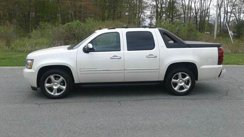 2011 Chevrolet Avalanche for sale at Route 106 Motors in East Bridgewater MA
