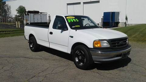 2004 Ford F-150 Heritage for sale at Route 106 Motors in East Bridgewater MA