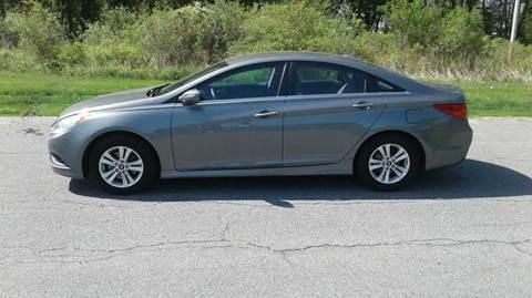 2014 Hyundai Sonata for sale at Route 106 Motors in East Bridgewater MA