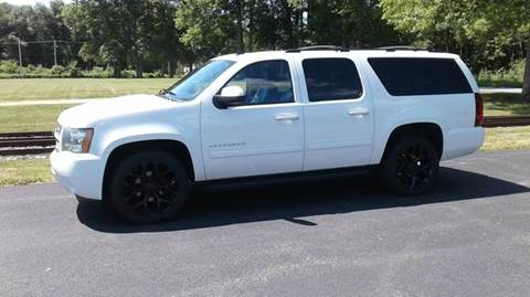 2014 Chevrolet Suburban for sale at Route 106 Motors in East Bridgewater MA