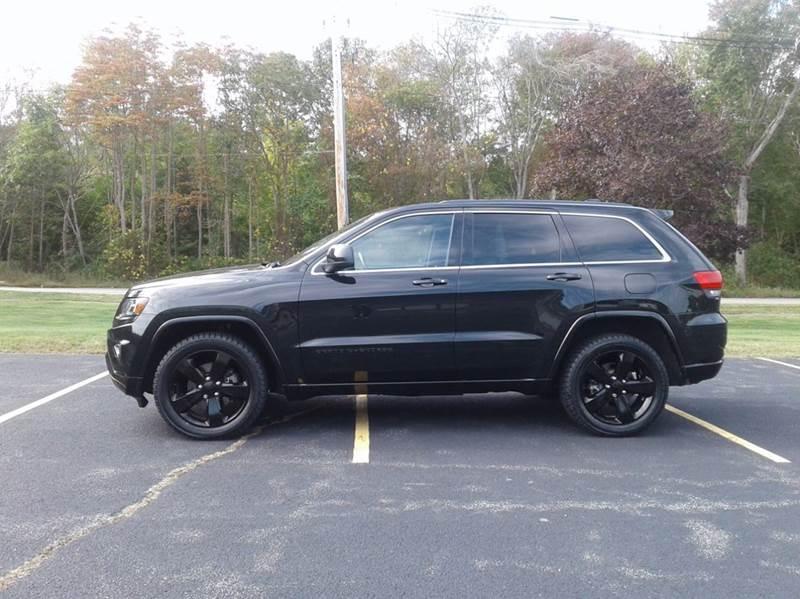 2014 Jeep Grand Cherokee 4x4 Altitude 4dr SUV   East Bridgewater MA