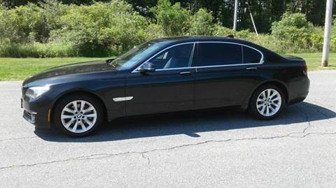 2015 BMW 7 Series for sale at Route 106 Motors in East Bridgewater MA
