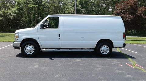 2008 Ford E-Series Cargo for sale at Route 106 Motors in East Bridgewater MA