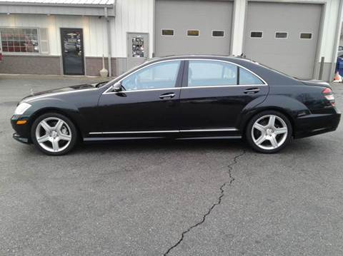 2008 Mercedes-Benz S-Class for sale at Route 106 Motors in East Bridgewater MA