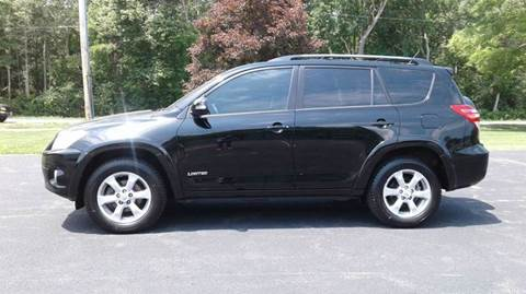 2009 Toyota RAV4 for sale at Route 106 Motors in East Bridgewater MA