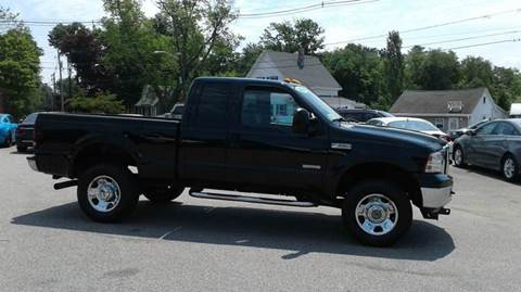 2006 Ford F-350 Super Duty for sale at Route 106 Motors in East Bridgewater MA