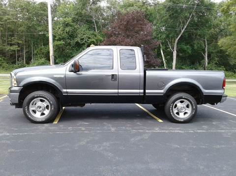 2006 Ford F-250 Super Duty for sale at Route 106 Motors in East Bridgewater MA