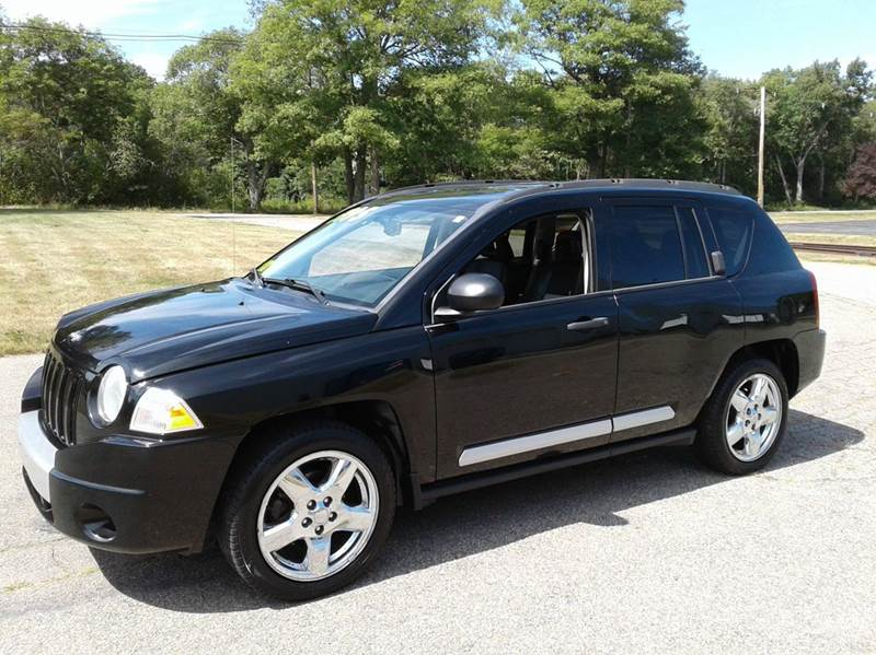 2007 Jeep Compass 4x4 Limited 4dr Crossover In East Bridgewater Ma
