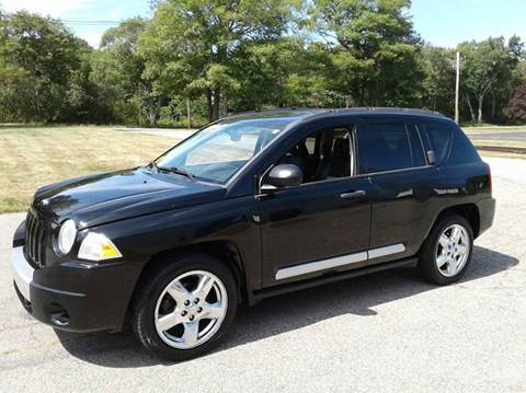 2007 Jeep Compass for sale at Route 106 Motors in East Bridgewater MA
