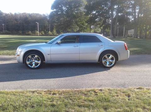 2006 Chrysler 300 for sale at Route 106 Motors in East Bridgewater MA