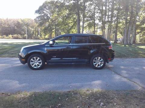 2008 Lincoln MKX for sale at Route 106 Motors in East Bridgewater MA