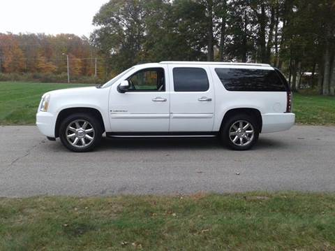 2008 GMC Yukon XL for sale at Route 106 Motors in East Bridgewater MA