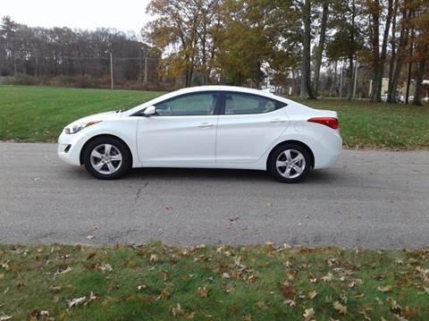 2011 Hyundai Elantra for sale at Route 106 Motors in East Bridgewater MA