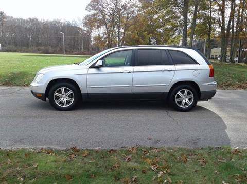2007 Chrysler Pacifica for sale at Route 106 Motors in East Bridgewater MA