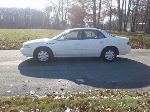 2005 Buick Century for sale at Route 106 Motors in East Bridgewater MA