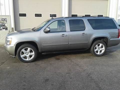 2009 Chevrolet Suburban for sale at Route 106 Motors in East Bridgewater MA
