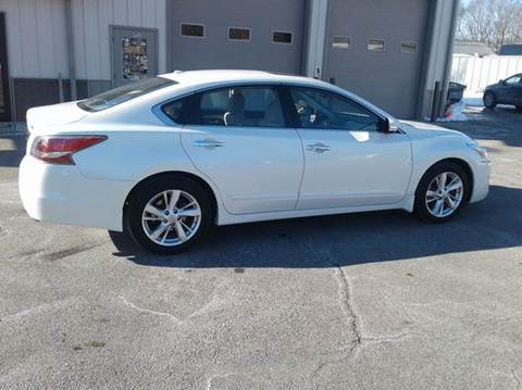 2015 Nissan Altima for sale at Route 106 Motors in East Bridgewater MA