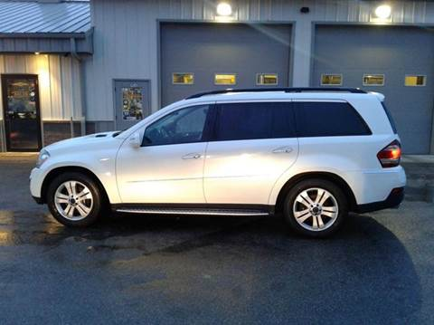 2009 Mercedes-Benz GL-Class for sale at Route 106 Motors in East Bridgewater MA