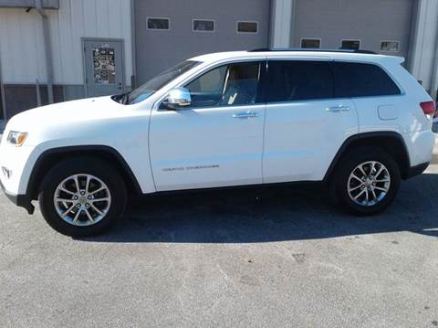 2015 Jeep Grand Cherokee for sale at Route 106 Motors in East Bridgewater MA