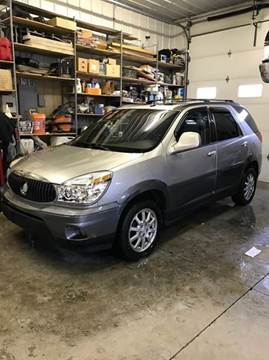 2005 Buick Rendezvous for sale at Route 106 Motors in East Bridgewater MA