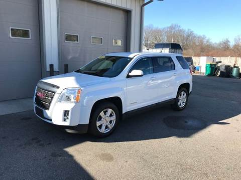 2014 GMC Terrain for sale at Route 106 Motors in East Bridgewater MA