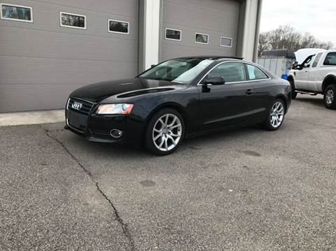 2011 Audi A5 for sale at Route 106 Motors in East Bridgewater MA