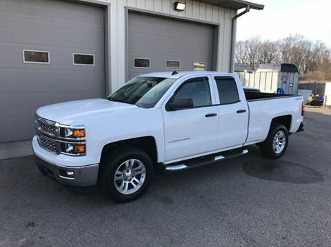 2014 Chevrolet Silverado 1500 for sale at Route 106 Motors in East Bridgewater MA