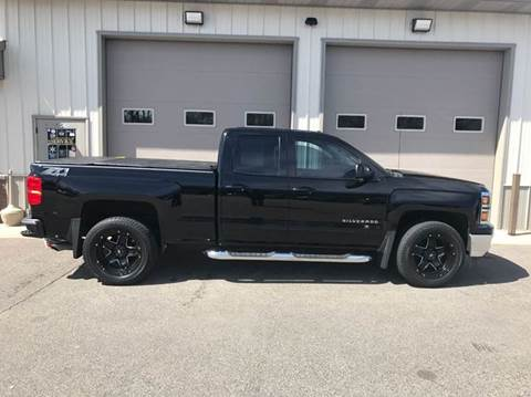 2015 Chevrolet Silverado 1500 for sale at Route 106 Motors in East Bridgewater MA