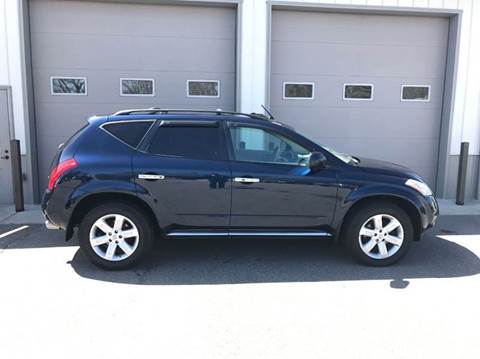 2007 Nissan Murano for sale at Route 106 Motors in East Bridgewater MA