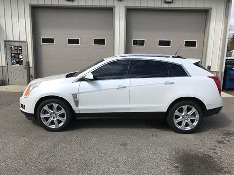 2010 Cadillac SRX for sale at Route 106 Motors in East Bridgewater MA