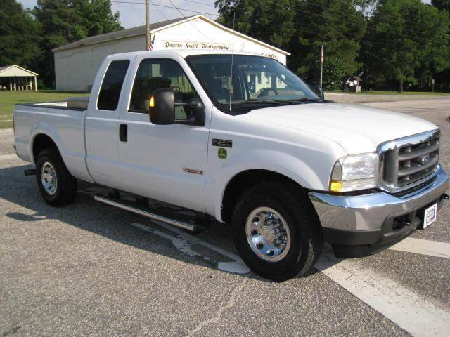 Ford F  Xlt Supercab Wd Angier Nc