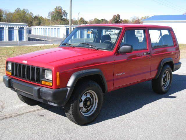 2000 Jeep Cherokee SE 2 Door 2WD   Angier NC