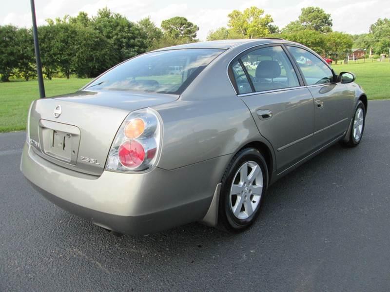 2002 Nissan Altima 25 Sl 4dr Sedan In Angier Nc Go Go Auto Sales Llc