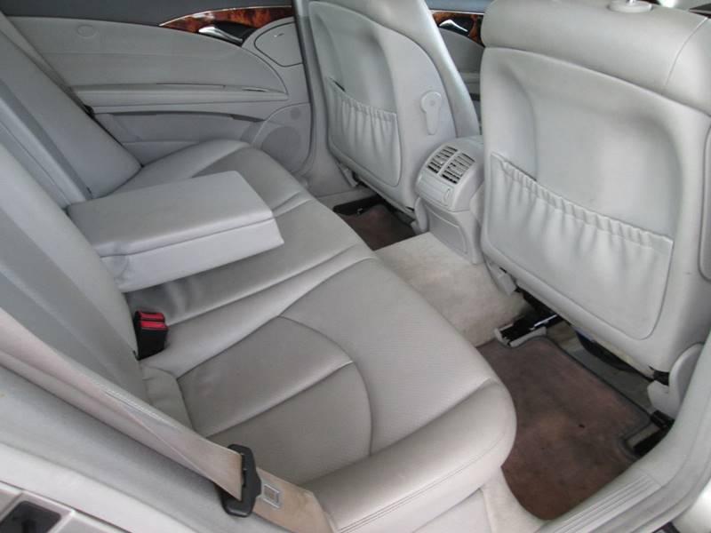 2004 Mercedes-Benz E-Class E 320 4dr Sedan - Angier NC