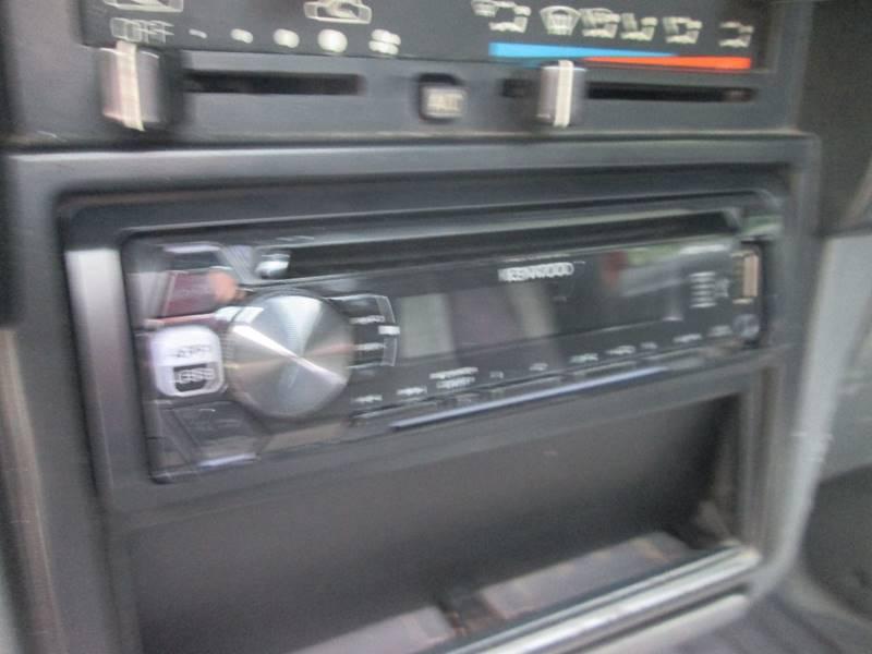 1992 Mitsubishi Mighty Max Pickup 2dr Standard Cab SB - Angier NC