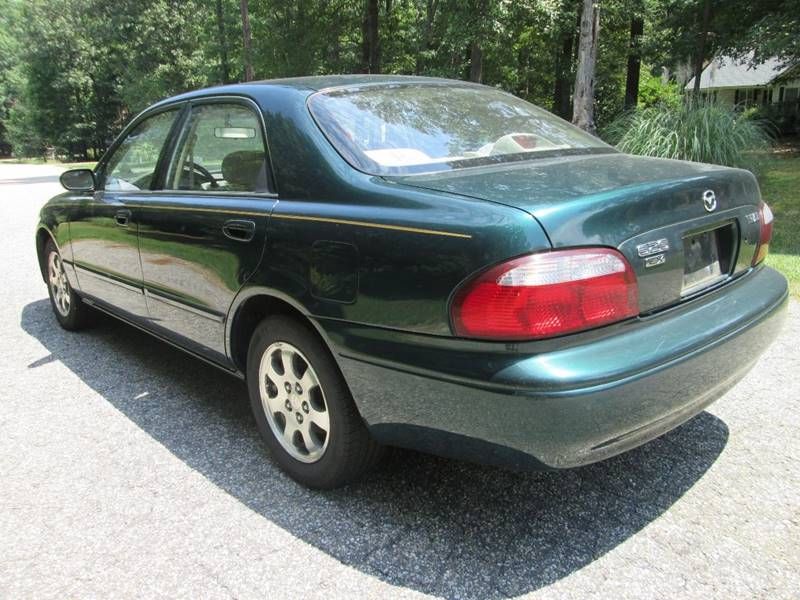 2000 Mazda 626 LX 4dr Sedan - Angier NC