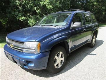 2006 Chevrolet TrailBlazer for sale in Angier, NC