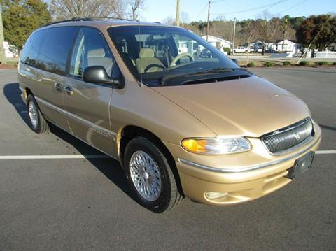 1997 Chrysler Town and Country for sale in Angier, NC