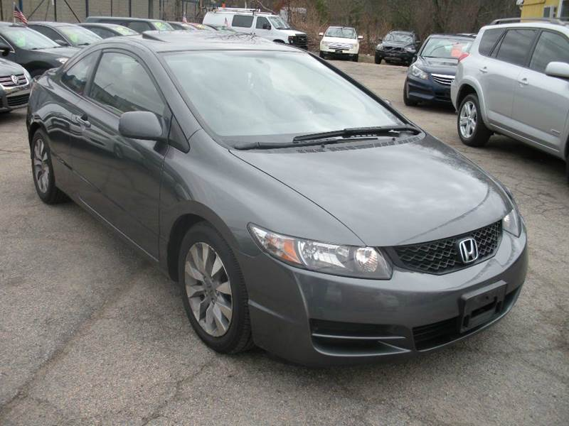 2009 Honda Civic EX 2dr Coupe 5A   North Attleboro MA